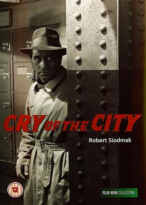 Rent Cry of the City (aka The Law and Martin Rome / The Chair for Martin Rome) Online DVD Rental