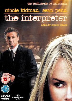 Rent The Interpreter Online DVD Rental
