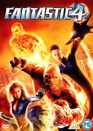 Rent Fantastic Four Online DVD Rental