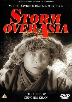 Rent Storm Over Asia (aka Potomok Chingis-Khana) Online DVD Rental