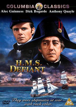H.M.S. Defiant Online DVD Rental