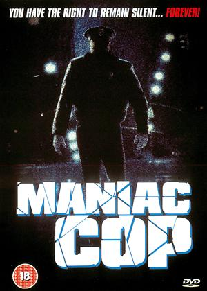 Rent Maniac Cop Online DVD Rental