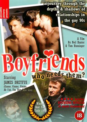 Boyfriends Online DVD Rental