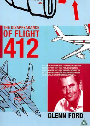 Rent The Disappearance of Flight 412 Online DVD Rental
