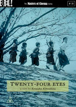 Twenty Four Eyes Online DVD Rental