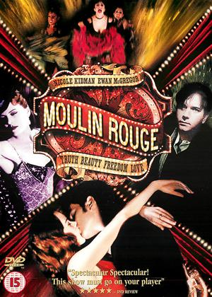 Rent Moulin Rouge Online DVD Rental