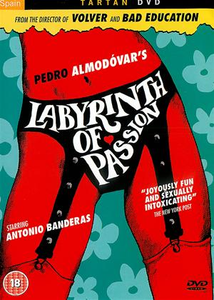 Labyrinth of Passion Online DVD Rental