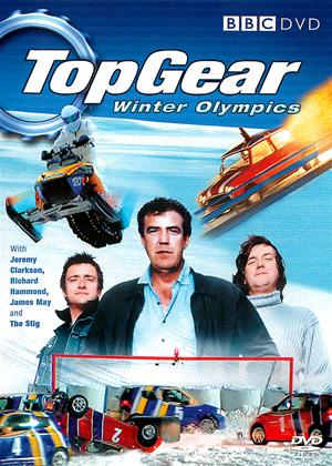 Rent Top Gear: Winter Olympics Online DVD Rental
