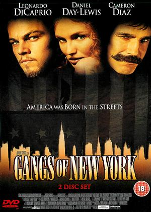 Gangs of New York Online DVD Rental