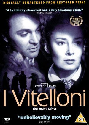 Rent I Vitelloni (aka I vitelloni) Online DVD Rental