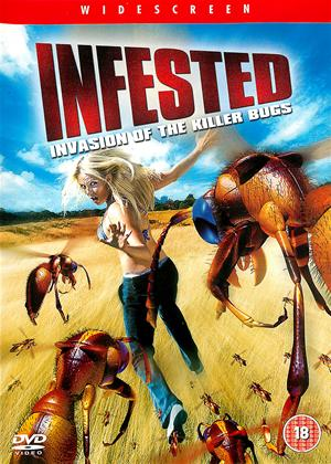 Infested Online DVD Rental