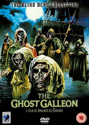 Rent The Ghost Galleon (aka El buque maldito) Online DVD Rental