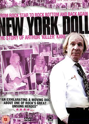 New York Doll Online DVD Rental