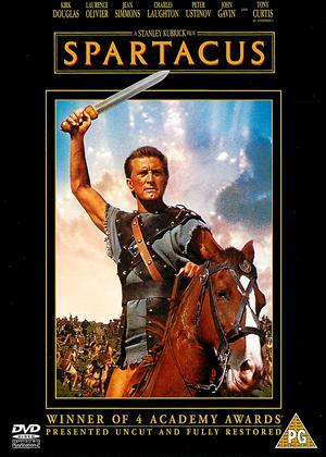 Spartacus Online DVD Rental