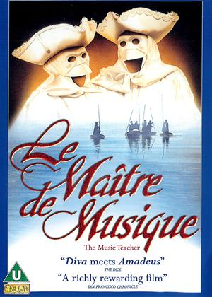 Rent The Music Teacher (aka Le Maitre Musique) Online DVD Rental