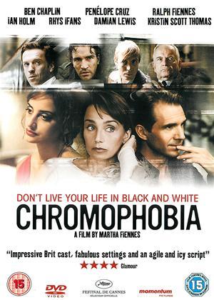 Chromophobia Online DVD Rental
