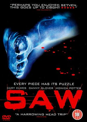 Saw Online DVD Rental