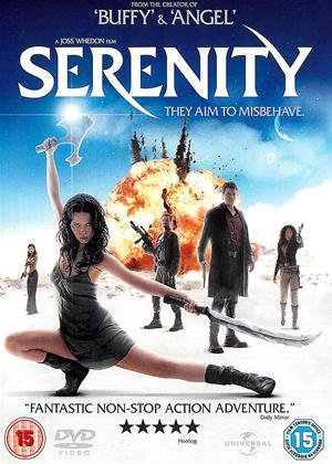 Serenity Online DVD Rental