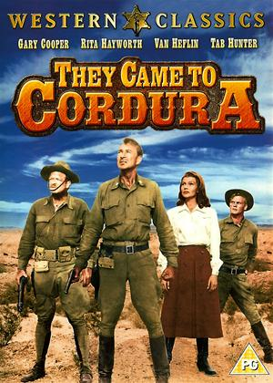 They Came to Cordura Online DVD Rental