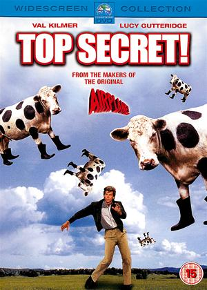 Top Secret! Online DVD Rental
