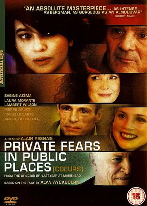 Private Fears in Public Places Online DVD Rental