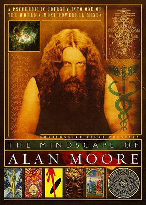 Rent The Mindscape of Alan Moore Online DVD Rental