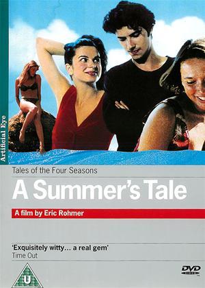 Rent A Summer's Tale (aka Conte d'été) Online DVD Rental