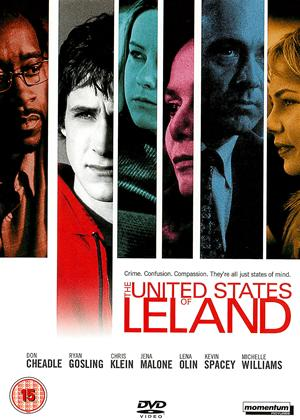 The United States of Leland Online DVD Rental