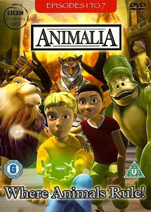Animalia: Where Animals Rule Online DVD Rental