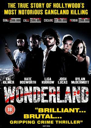 Wonderland Online DVD Rental