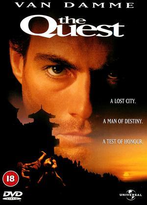 Rent The Quest Online DVD Rental