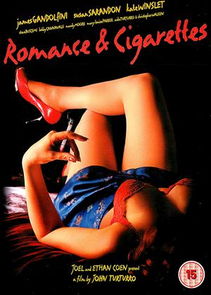 Romance and Cigarettes Online DVD Rental