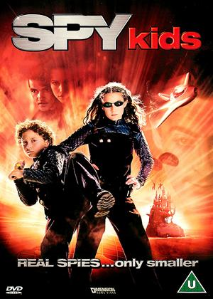 Rent Spy Kids Online DVD Rental