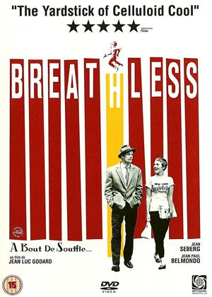 Rent Breathless (aka A Bout De Souffle) Online DVD Rental