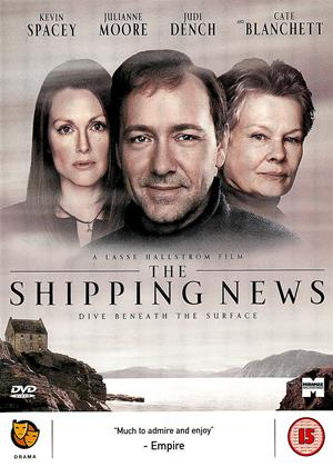 The Shipping News Online DVD Rental