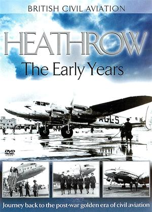 British Civil Aviation: Heathrow, the Early Years Online DVD Rental