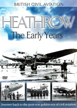 Rent British Civil Aviation: Heathrow, the Early Years Online DVD Rental