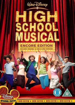 High School Musical Online DVD Rental