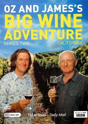 Oz and James's Big Wine Adventure: Series 2 Online DVD Rental