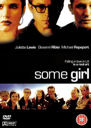 Some Girl Online DVD Rental