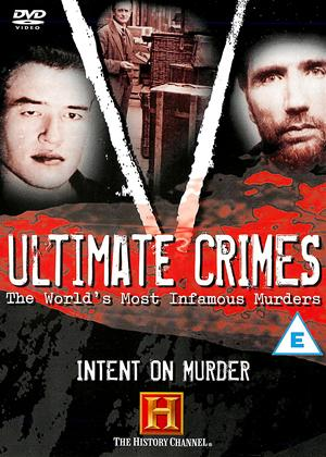 Ultimate Crimes: Intent on Murder Online DVD Rental