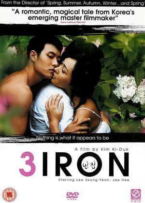 Rent 3 Iron (aka Bin-Jip) Online DVD Rental
