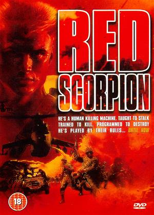 Rent Red Scorpion Online DVD Rental