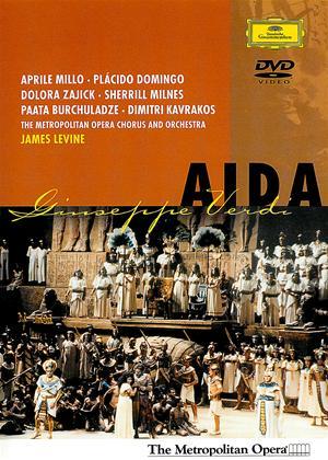 Verdi: Aida: Metropolitan Opera House Online DVD Rental