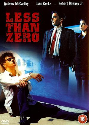 Less Than Zero Online DVD Rental