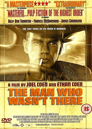 The Man Who Wasn't There Online DVD Rental