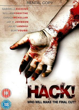 Hack! Online DVD Rental