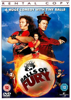 Rent Balls of Fury Online DVD Rental