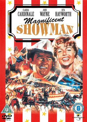 Rent Magnificent Showman Online DVD Rental
