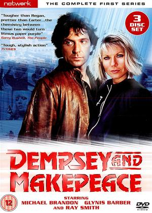 Rent Dempsey and Makepeace: Series 1 Online DVD Rental